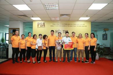 Hoạt động kỷ niệm 11 năm ngày thành lập Công ty PSA: Hội thi tay nghề bếp ăn tập thể và hội thi tay nghề kỹ thuật