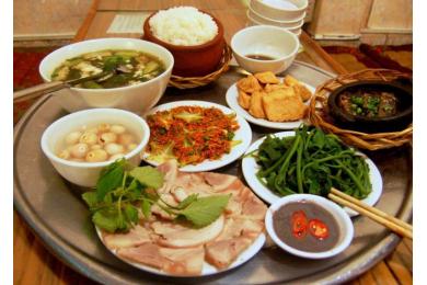 Văn hóa ẩm thực người Việt nam