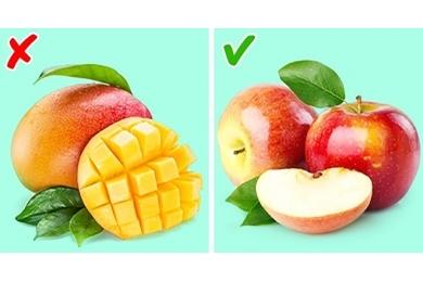 Mẹo chọn thực phẩm ăn uống đúng cách