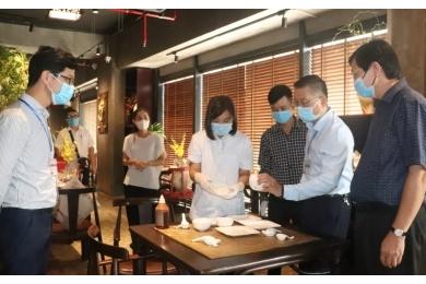 Hà Nội lập bốn đoàn kiểm tra an toàn thực phẩm dịp Tết