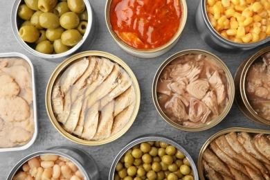 Các loại thực phẩm có thể dự trữ lâu dài