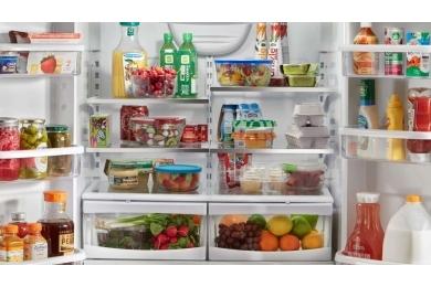 Cách sắp xếp và bảo quản thực phẩm đúng cách trong tủ lạnh